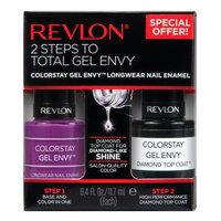 Revlon .8floz Gel Envy Nail Color 2pk 780 The Anti