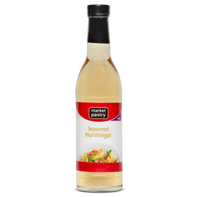 Market Pantry Seasoned Rice Vinegar 12.5oz