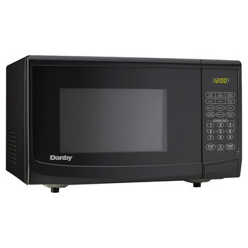 Danby Microwave Oven - Black (0.7 cu. ft.)