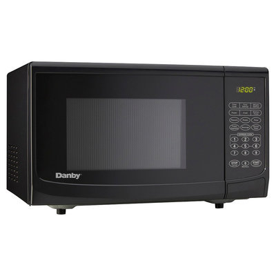 Danby Microwave Oven - Black (0.7 cu. ft.)