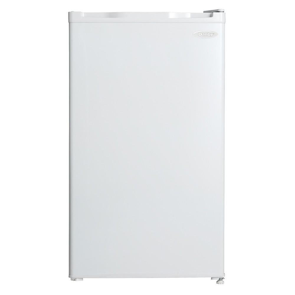 Danby Mini Fridge - White ( 3.2 cu. ft.)