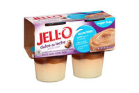 JELL-O Pudding Snacks Dulce de Leche