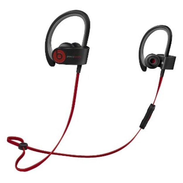 BEATS by Dr. Dre Beats by Dre Powerbeats 2 Wireless - Black