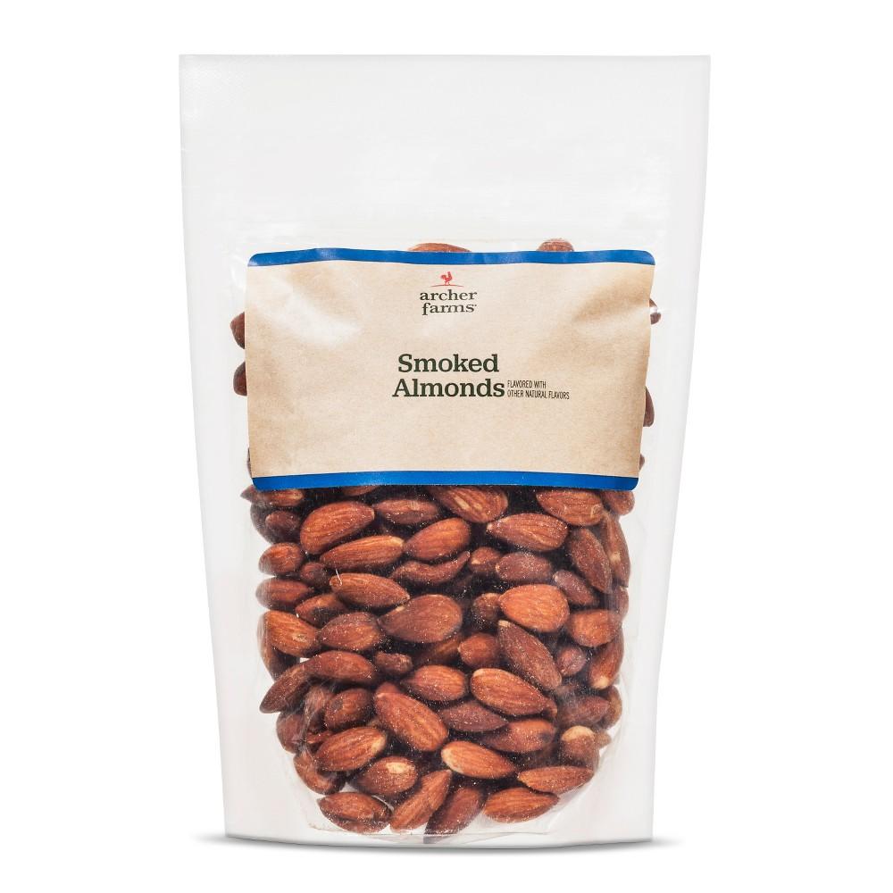 Archer Farms AF Smoked Almonds 10oz