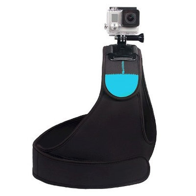 Bower Xtreme Action Series Shoulder Strap Camcorder Mount for GoPro