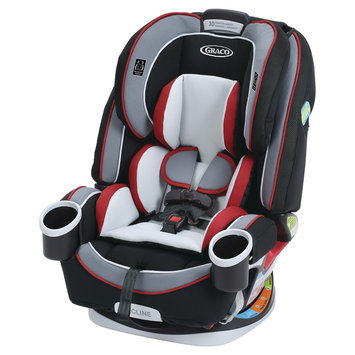 Graco 4Ever All-In-One Car Seat - Cougar