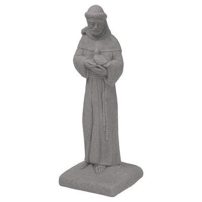 Emsco Group St. Francis Resin Construction Statuary