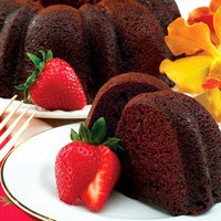 Dockside Market Double Double Chocolate Chip Bundt Cake