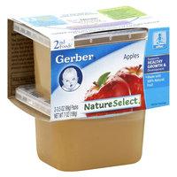 Gerber 2nd Foods Apples - 8oz (8 Pack)