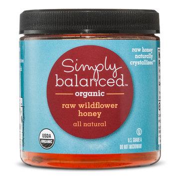 Honeytree, Inc. Simply Balanced Raw Organic Honey 12oz
