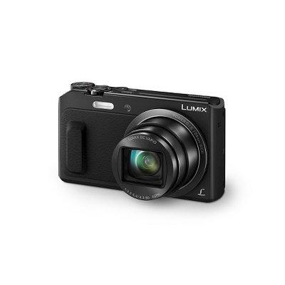 Panasonic - Lumix Dmc-zs45 16.1-megapixel Digital Camera - Black