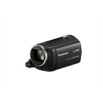 Panasonic HC-V160 HD Wi-Fi Video Camera Camcorder