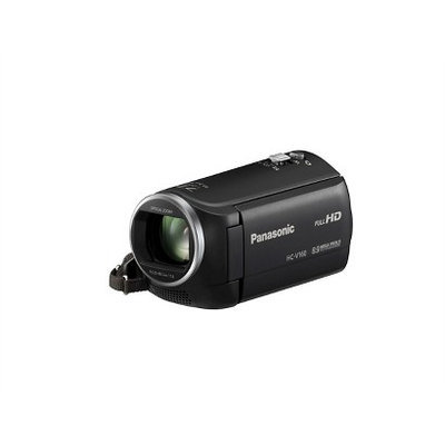 Panasonic HC-V160 HD Wi-Fi Video Camera Camcorder