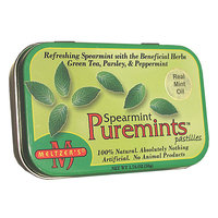 Meltzer's Mints Spearmint Puremints - 82 Mints - Other Herbs