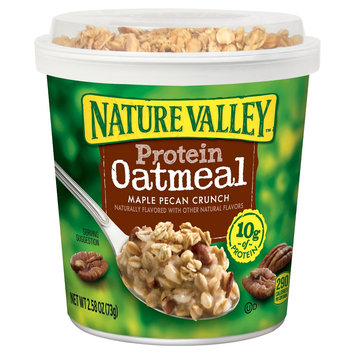 Nature Valley™ Protein Oatmeal Maple Pecan Crunch