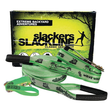 Brand 44 B4 Adventures Slackers Wave Walker Kit - Green (50')