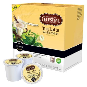 Celestial Seasonings® Tea Latte Vanilla Velvet K-Cups