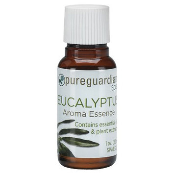 Guardian Technologies Pureguardian Spa 1-ounce Eucalyptus Essence Oil