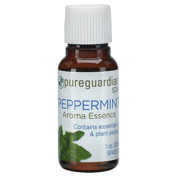 Guardian Technologies Pureguardian Spa 1-ounce Peppermint Essence Oil