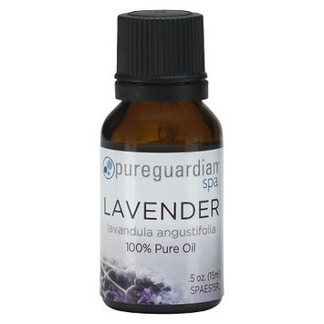 Guardian Technologies Pureguardian Spa 100-percent Pure .5-ounce Lavender Oil