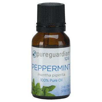 Guardian Technologies Pureguardian Spa 100-percent Pure 0.5-ounce Peppermint Oil