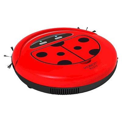 KOBOT Robotic Vacuum & Hard Floor Cleaner - Lady Bug