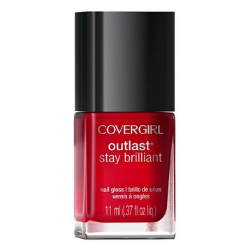 COVERGIRL Stay Brillant Nail Color Red Revenge