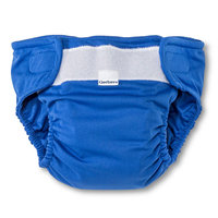 Gerber Newborn Boys' All in One Reusable Diaper with Insert - Blue L