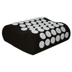 Halsa Acupressure Pillow, Black, 1 ea