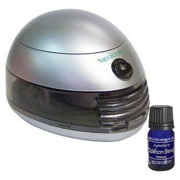 Sparoom Aromafier Classic Oil Diffuser - Silver (includes free Essential Oil)