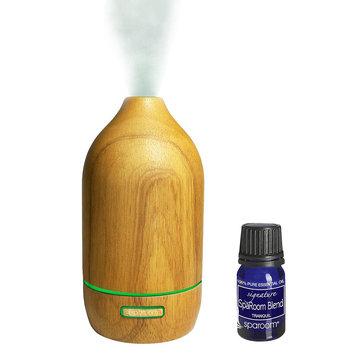 Sparoom Natura Aromatherapy Oil Diffuser (includes free essential oil)