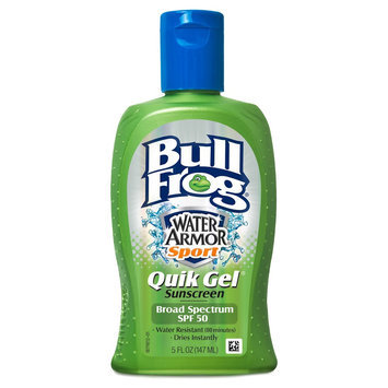 BullFrog 5 floz Sunscreen Blocks Uva Rays