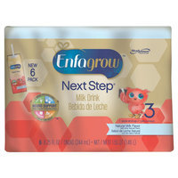 Enfamil Enfagrow Natural Milk Ready-to-Drink Formula - 8.25oz (6 Count)