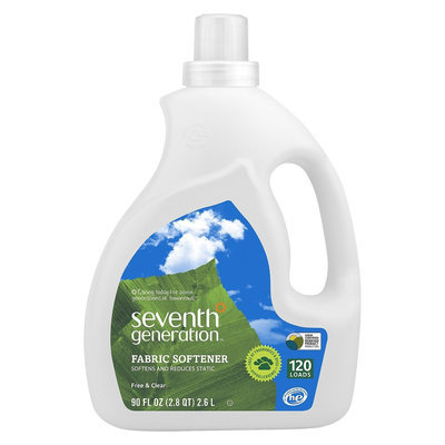 Seventh Generation Free & Clear Fabric Softener 90FlOz.