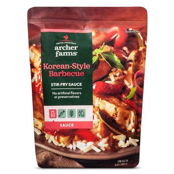 Bay Valley Foods Archer Farms Korean BBQ Sauce 8oz