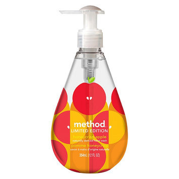 method gel hand wash honeycrisp apple