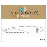 Paper Smooches Die-Stitched