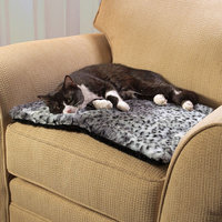 Doctors Foster & Smith Cozy Cushion Pet Bed - 20.5