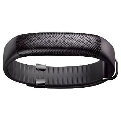 Jawbone - Up2 Wristband - Black Diamond