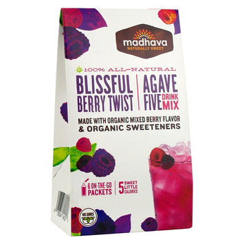 Madhava AgaveFive Drink Mix Blissful Berry Twist 0.67 oz