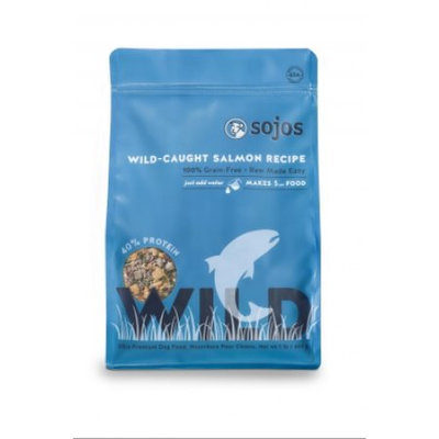 Sojos WILD Wild Caught Salmon Dog Food