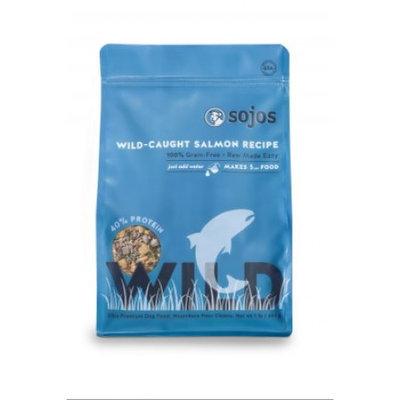 Sojos WILD Wild Caught Salmon Dog Food