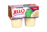 JELL-O Tapioca Pudding Snacks