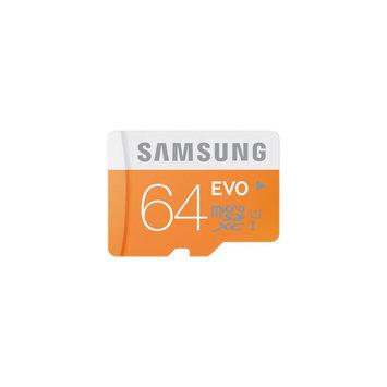 Samsung 64GB Memory Card - White (MB-MP64DA)