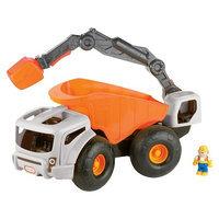 Little Tikes Little Monster Dirt Digger - Orange