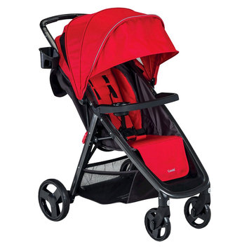 Fold 'N Go Single Stroller - Red by Combi