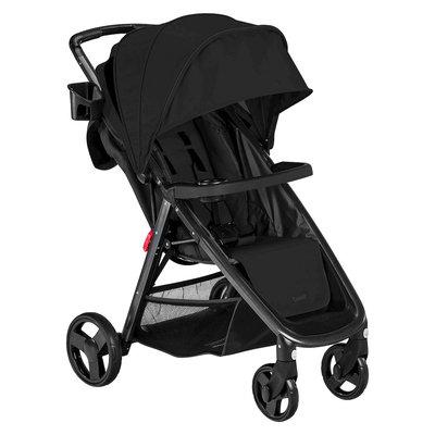 Fold 'N Go Single Stroller - Black by Combi