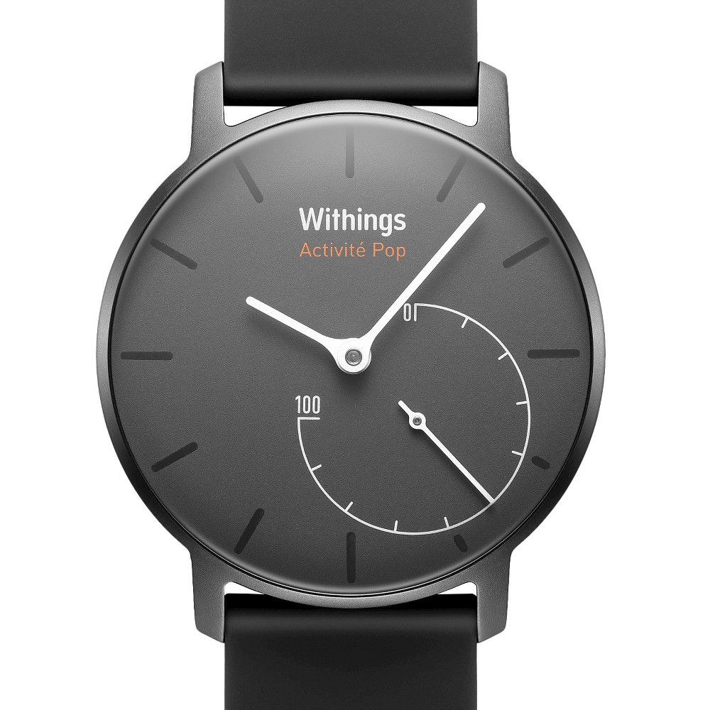Withings Activité Pop Watch and Activity Tracker -Shark Grey