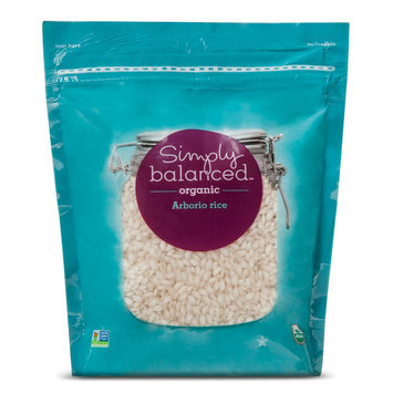 Otis Mcallister, Inc. Simply Balanced Arborio Rice 30-oz.