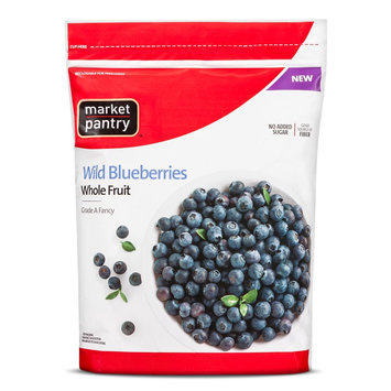 Market Pantry Wild Blueberries 40OZ.